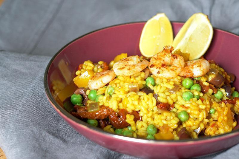 paella garnelen � caros küche schnelle und einfache rezepte