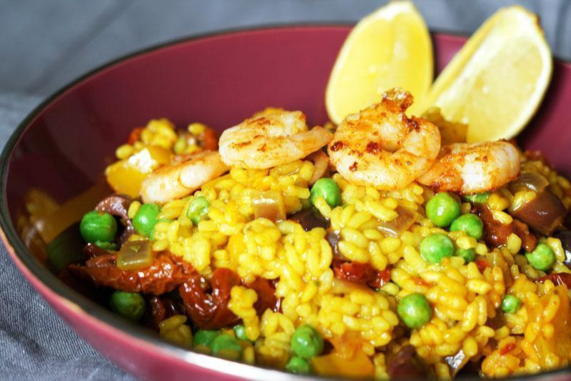 Spanische Paella selber kochen