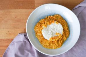 Cremiges Linsen Dal » vegan & einfach kochen