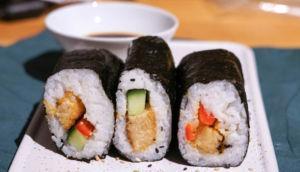 Maki Sushirolle vegan selber machen