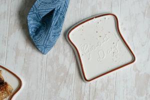 Veganes French Toast mit Banane & Nuss-Nougat-Creme