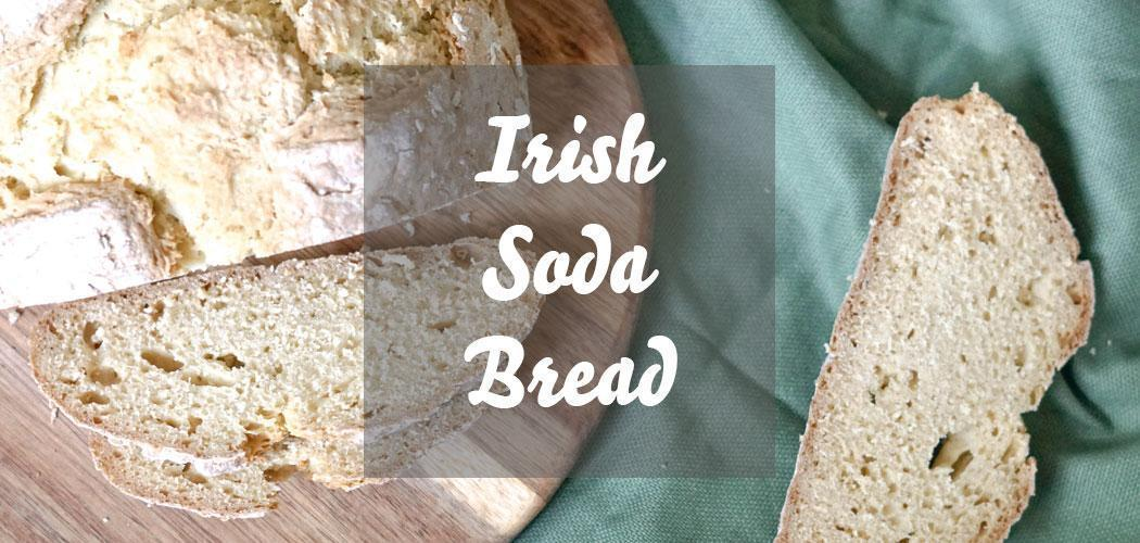 Veganes Irish Soda Bread