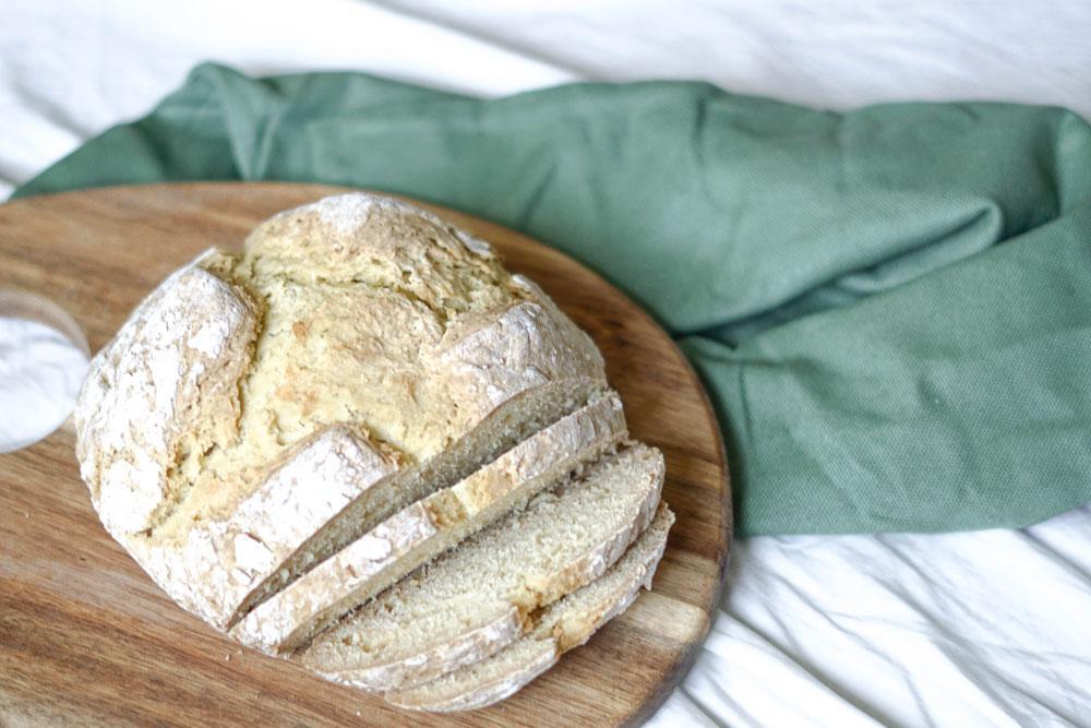 Veganes Irish Soda Bread