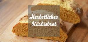 Herbstliches Kürbisbrot » weiches, veganes Brot mit Kürbispüree