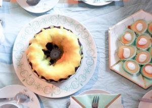 Minimuffins mit Zitrone & Zuckerguss