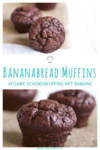 Vegane Bananabread Muffins