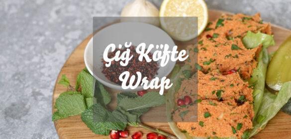 Vegane Cigköfte » Rezept für Cig Köfte mit Bulgur und vielen Gewürzen