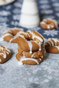 Plätzchen mit Zuckerrübensirup » vegane Weihnachtsplätzchen