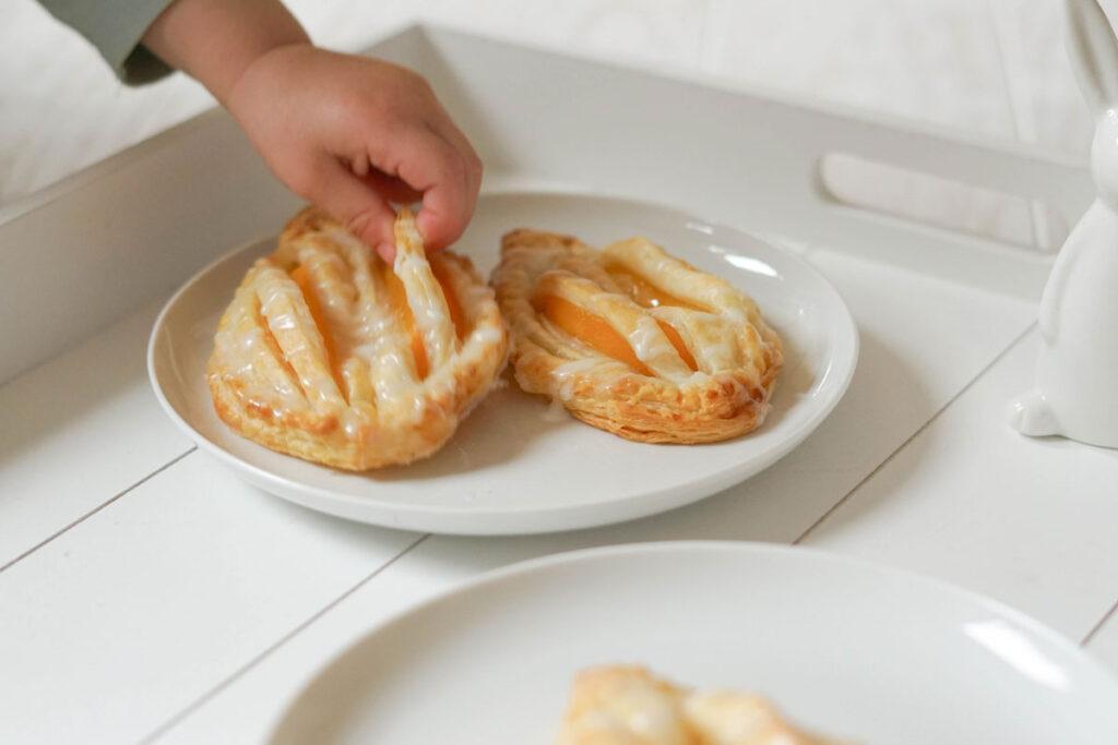 Leckere Blätterteig-Ostereier als Osterrezept