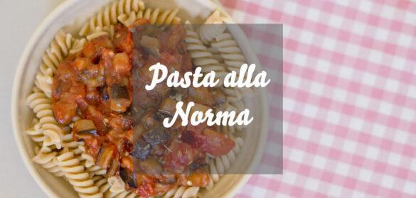 Sizilianische Pasta alla Norma